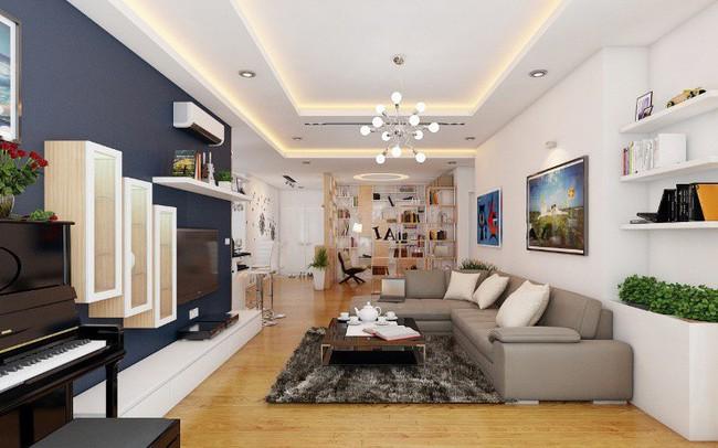 Xu hướng thiết kế nội thất chung cư năm 2019