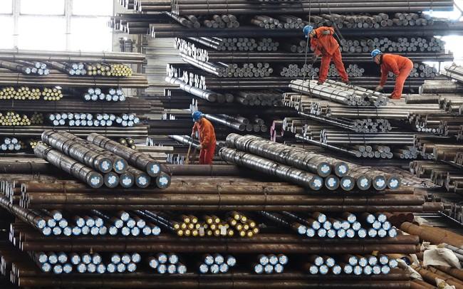 Giá quặng sắt, thép tại Trung Quốc 'hạ nhiệt'