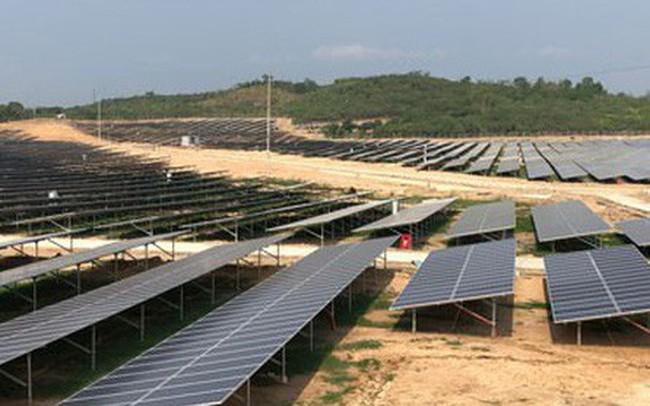 Nhà máy Điện mặt trời Cư Jút chính thức phát điện thương mại