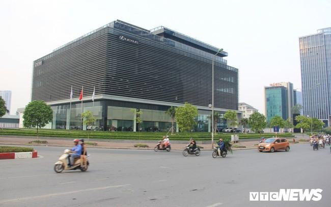 Thu hồi 'đất vàng' đã giao cho Liên minh Hợp tác xã Việt Nam