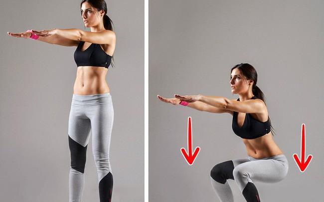 Dù nghỉ lễ cũng đừng tiếc 5 phút mỗi ngày tập 5 bài tập sau để giảm mỡ đùi, làm thon nuột đôi chân