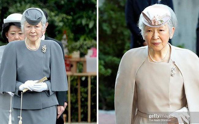 Gần 90 tuổi, cựu Hoàng hậu Nhật Bản vẫn khiến cả thế giới ngưỡng mộ trước gu thời trang nhã nhặn in đậm cốt cách tiểu thư
