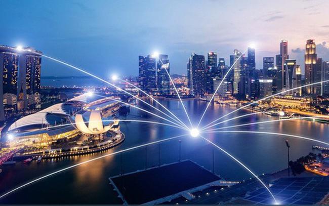 Kết quả hình ảnh cho thành phố thông minh Singapore