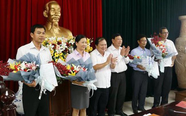 Vĩnh Long bổ nhiệm nhiều Giám đốc, Phó Giám đốc Sở
