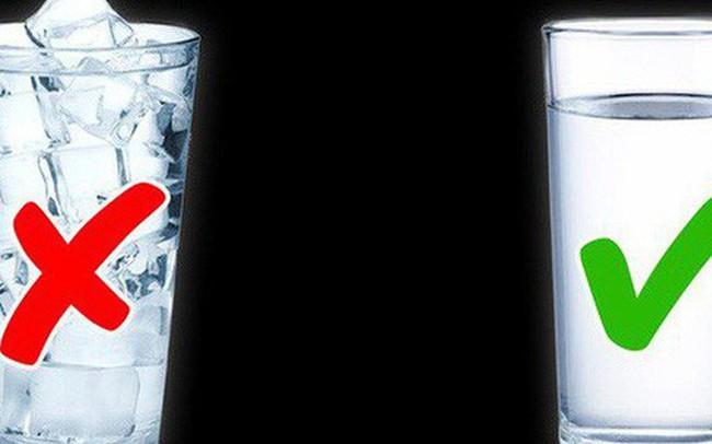 Uống nước lạnh có hại không: Câu trả lời sẽ làm nhiều người ngạc nhiên