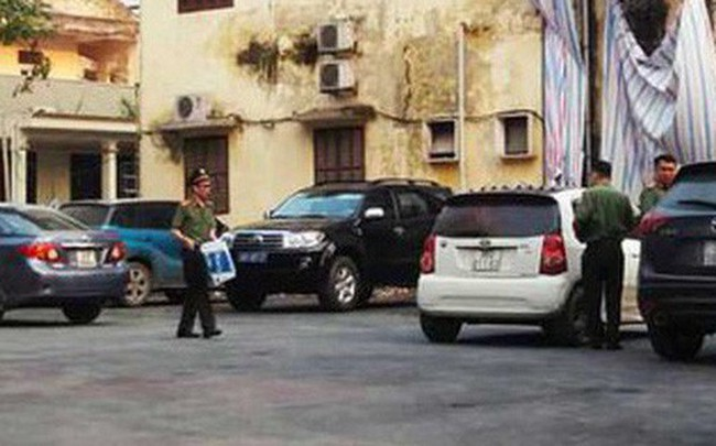 Bắt 2 giám đốc trong vụ 5 cán bộ Thanh tra Thanh Hóa bị khởi tố tội nhận hối lộ