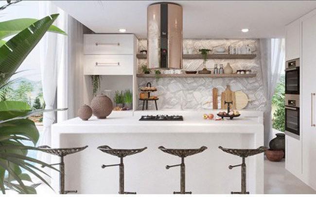 Ngôi nhà của bạn trở nên thơ mộng hơn với màu trắng tinh khôi