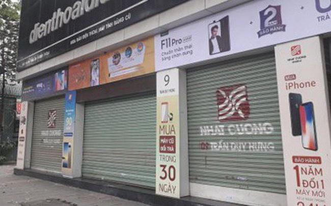 Ông chủ bị bắt, cửa hàng đóng cửa, khách muốn bảo hành sản phẩm của Nhật Cường Mobile sẽ thế nào?