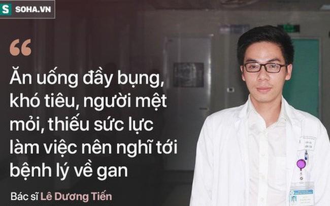 """BS khẩn thiết cảnh báo: Người Việt đang từng ngày """"phá huỷ"""" gan theo 4 cách mà không biết"""