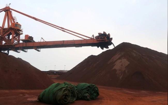 Giá quặng sắt lại vượt 100 USD/tấn