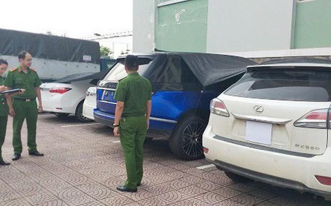 Phá đường dây buôn lậu ô tô sang hàng chục tỷ đồng