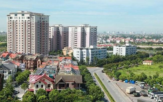 Chỉ số giá nhà tại Hà Nội và TP Hồ Chí Minh đều tăng
