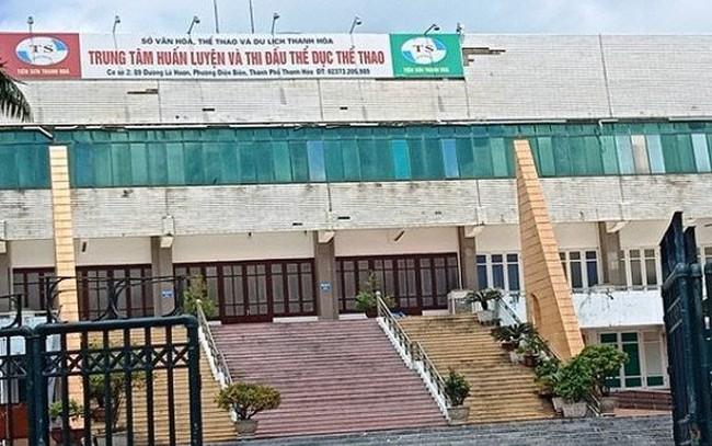 Tạm giữ cựu Phó giám đốc Sở Văn hóa ở Thanh Hóa