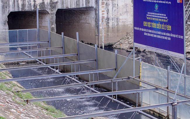 Chất lượng nước sông Tô Lịch biến chuyển ra sao khi dùng 'bảo bối' của Nhật?