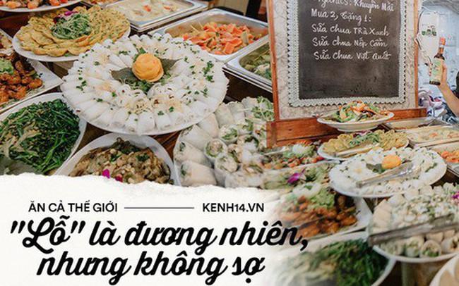 Quán chay từ thiện độc nhất vô nhị ở Sài Gòn: Ăn tuỳ bụng trả tiền… tuỳ tâm
