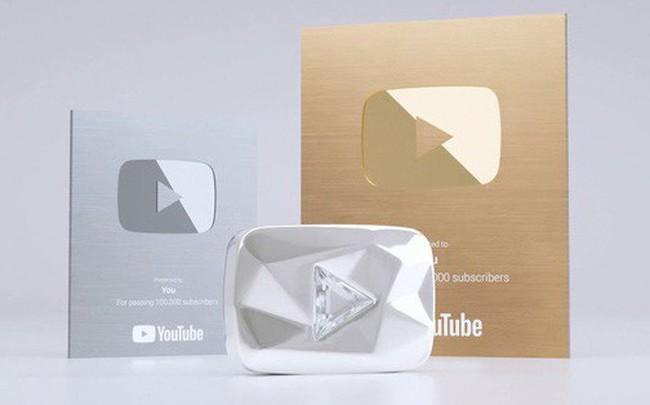 """""""Đột nhập"""" trụ sở YouTube xem cách làm Nút Vàng, Bạc, Kim Cương: Mỗi nút một máy, tự động gần như 100%"""