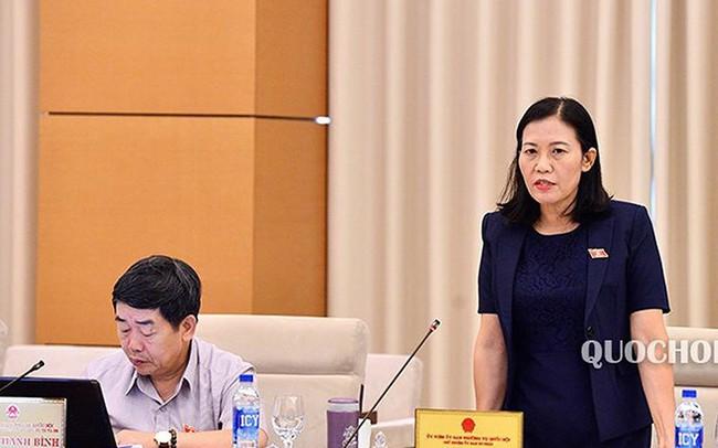 Chủ nhiệm Ủy ban Tư pháp Quốc hội nói về việc nhiều đại biểu bỏ họp