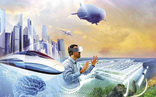100 năm trước con người mơ gì thì ngày nay nhờ khoa học công nghệ chúng đều đã thành sự thật