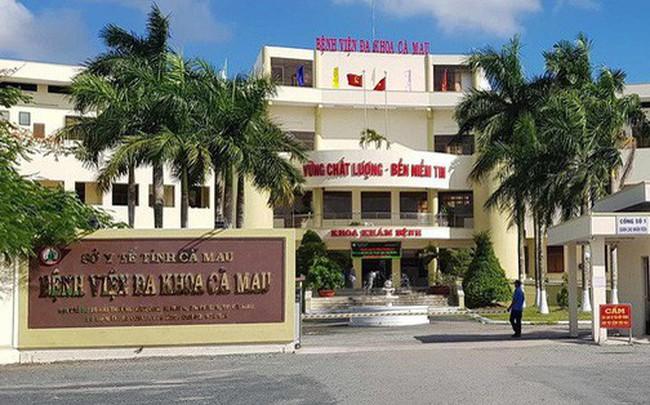 Phó GĐ Bệnh viện Cà Mau bị buộc thôi việc: Vì không nhận nhiệm vụ mới?