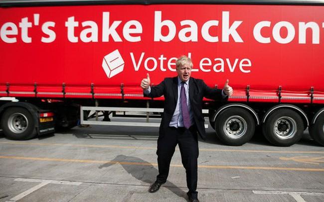 Sự nghiệp chính trị của tân thủ tướng Anh Boris Johnson