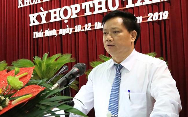 Thủ tướng phê chuẩn Phó Chủ tịch tỉnh Thái Bình