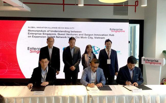 Chiến lược tiếp cận startup khôn ngoan của Singapore: Mở rộng Liên minh kết nối 10 trung tâm đổi mới sáng tạo trên toàn cầu, tìm chất xúc tác mới ở Việt Nam
