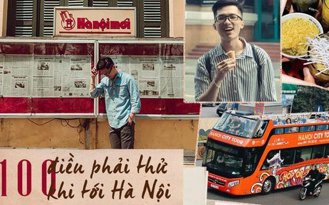 """Nghìn share cho bài viết """"100 điều phải thử khi tới Hà Nội"""", đảm bảo nhiều người đã thất bại ngay từ điều... đầu tiên!"""