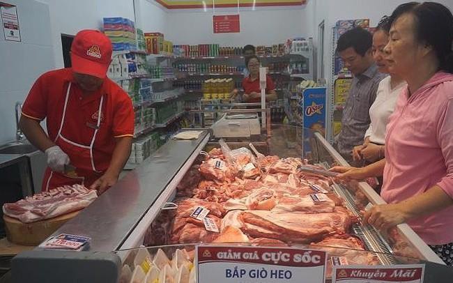 Thịt heo thiếu nhưng giá vẫn rẻ, vì sao?