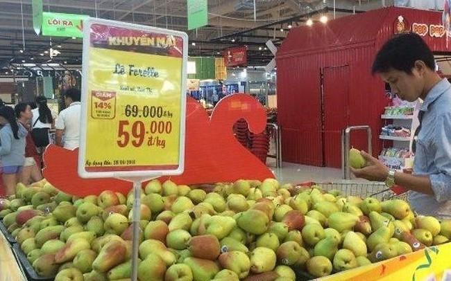 Ô tô, trái cây Mỹ bất ngờ nhập về Việt Nam ồ ạt