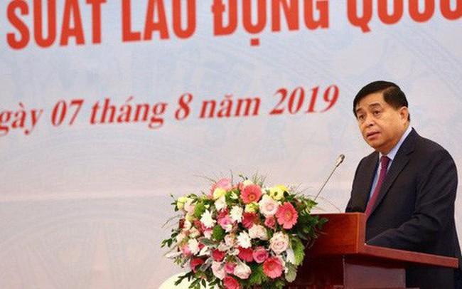 Bộ trưởng Nguyễn Chí Dũng: Việt Nam đang ở giai đoạn cuối của thời kỳ dân số vàng