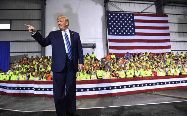 Tổng thống Trump dọa rút Mỹ khỏi WTO nếu 'buộc phải vậy'