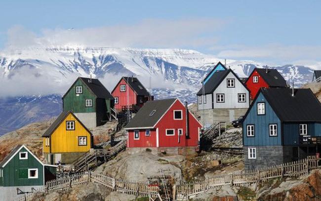 Ông Trump muốn mua vùng Greenland của Đan Mạch nhưng bị từ chối