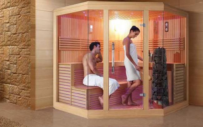 Không dừng lại ở thư giãn, giải tỏa stress, phát hiện mới về lợi ích của tắm xông hơi chắc chắn khiến bạn thích thú hơn thế
