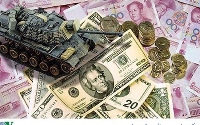 Những kịch bản tiền tệ có thể xảy ra trong cuộc thương chiến Mỹ-Trung