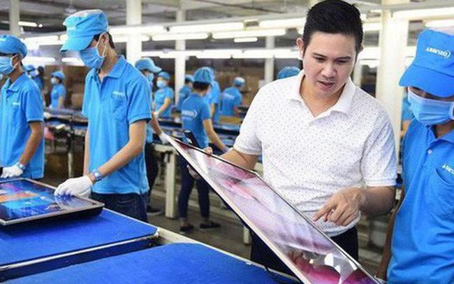 Tổng cục Quản lý thị trường đã có kết quả xác minh 38 doanh nghiệp liên quan Asanzo