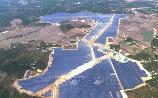 Lợi ích 'kép' từ những dự án điện mặt trời quy mô lớn