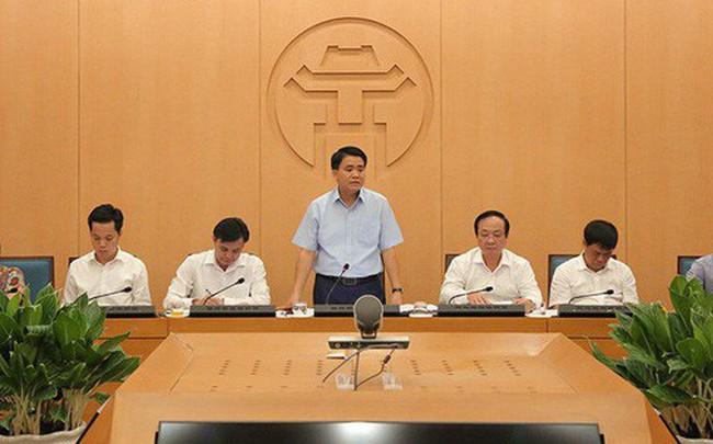 Chủ tịch Hà Nội: Cần kiểm tra sức khỏe miễn phí cho người dân trong bán kính 500m vụ cháy Rạng Đông