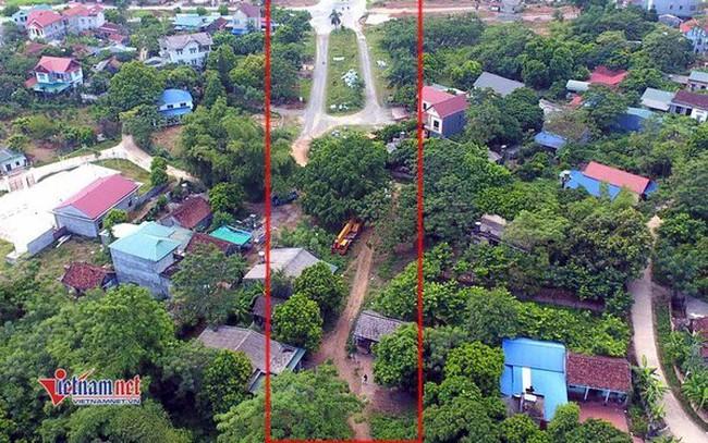 Diễn biến mới vụ đường 2km làm 13 năm chưa xong ở Vĩnh Phúc