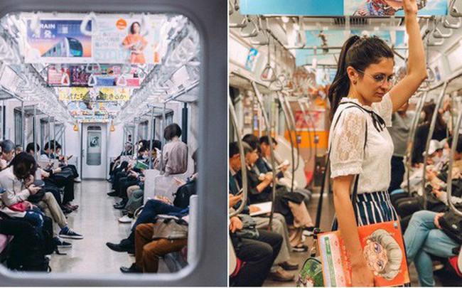 Những điều cấm kị du khách thường mắc phải khi đi tàu điện khiến người Nhật khó chịu, nhiều cái nghe vô lý nhưng lại rất… thuyết phục!