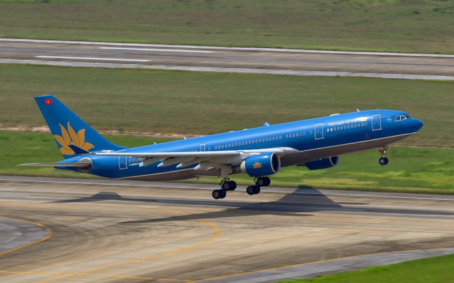 Vietnam Airlines ngừng khai thác tàu bay thân rộng Airbus A330
