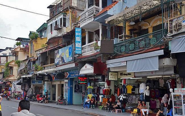 Hà Nội xin chưa sáp nhập các phường ở phố cổ