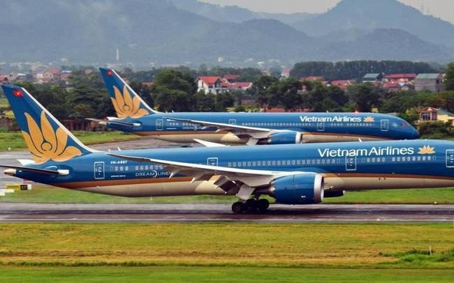 Tàu bay Vietnam Airlines liên tục gặp sự cố về lốp