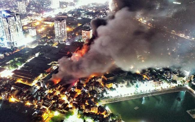 Vụ Cháy Cty Rạng Đông: Lộ nhiều yếu kém, lúng túng của Hà Nội