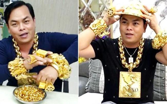 Đề nghị truy tố 'đại gia nghiện vàng giả' Phúc XO