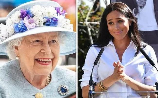 Tiết lộ suy nghĩ của Nữ hoàng Anh đối với cháu dâu Meghan Markle khiến nhiều người không khỏi bất ngờ
