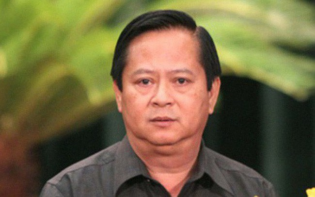 Chuẩn bị xét xử nguyên Phó Chủ tịch TPHCM Nguyễn Hữu Tín