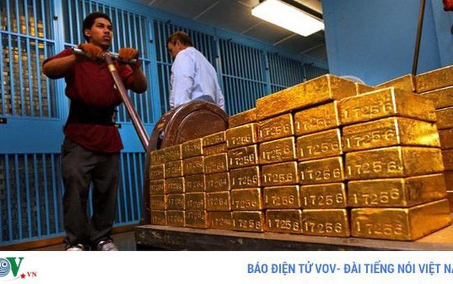 Giá vàng được nhận định giảm về mức 1.470 USD/oz