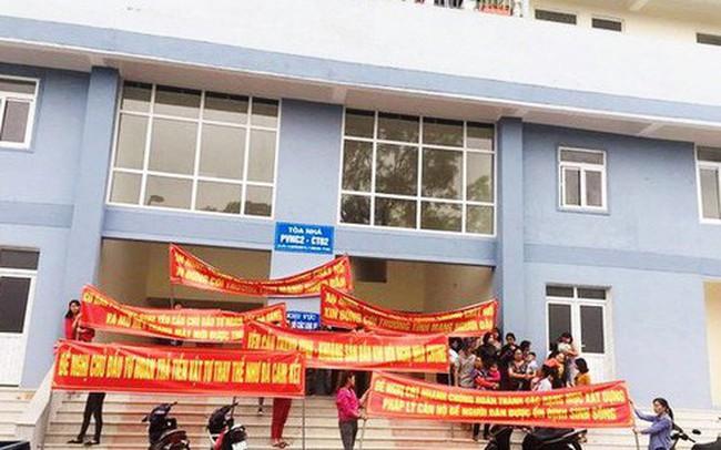 Nghệ An: Hàng chục nhà chung cư vi phạm xây vượt tầng và phòng cháy chữa cháy