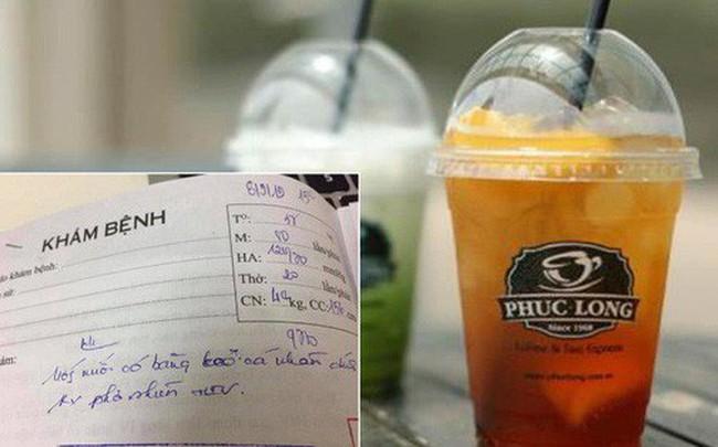Phúc Long lên tiếng về việc khách hàng phải uống thuốc phơi nhiễm HIV sau khi phát hiện băng keo y tế trong cốc trà vải