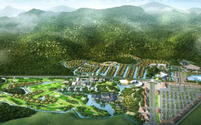 Doanh nghiệp nào đầu tư khu du lịch tâm linh hơn 3.038 tỉ đồng ở Hòa Bình?